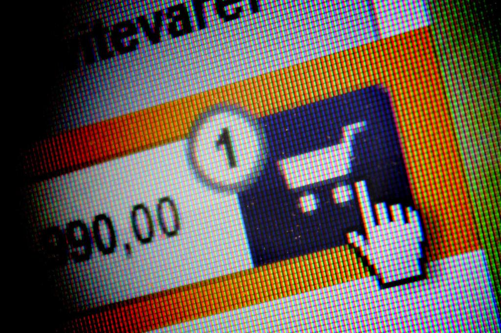<B>RISIKO:</B> Fordi du ikke får prøve varen i butikken ved netthandel, har du 14 dagers rett til å angre på kjøpet. Nå blir loven som regulerer dette oppdatert.  Foto: OLE PETTER BAUGERØD STOKKE