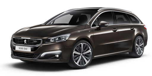 Fornyes: Peugeot 508