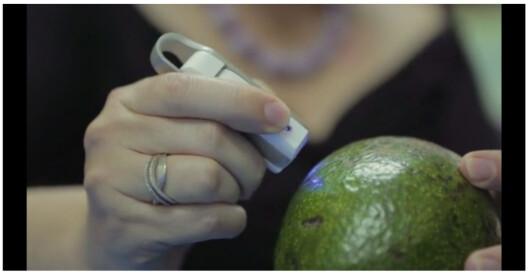 <strong>MODEN?</strong> SCiO gir deg raskt beskjed om når du kan belage deg på å lage guacamole.