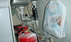 image: Ikke snu bransluknings-apparatet inne