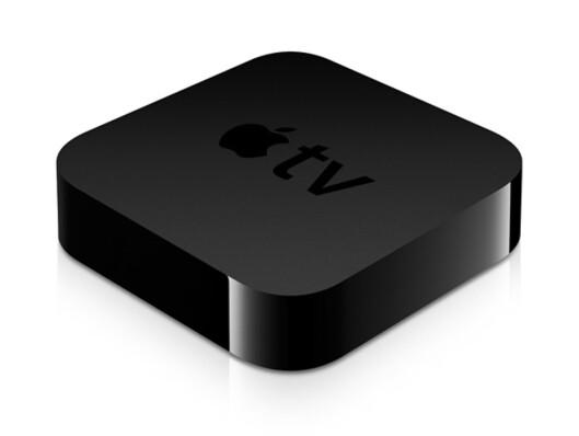 <b>APPLE TV:</b> Blir det støtte for tredjepartsapper? Foto: Produsenten
