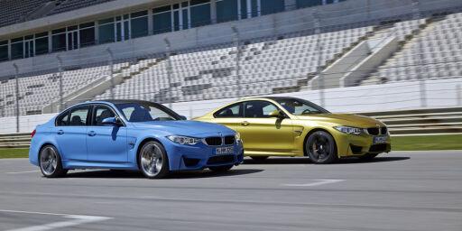 image: Testet: BMW M3 og M4