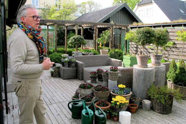 Oppsiktsvekkende Hage: Slik planter Blomster-Finn krukkeblomster - DinSide JQ-65