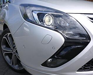 Opel Zafira Tourer: Den beste flerbruksbilen?