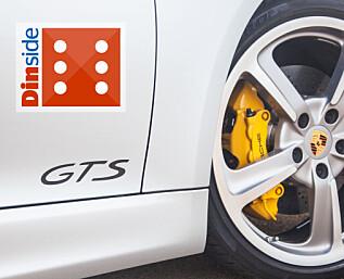 Test: Porsche Cayman GTS