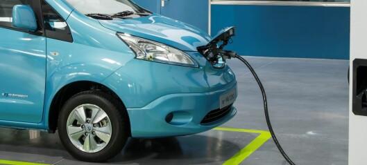 Nissan e-NV200 Evalia: 242.500,-