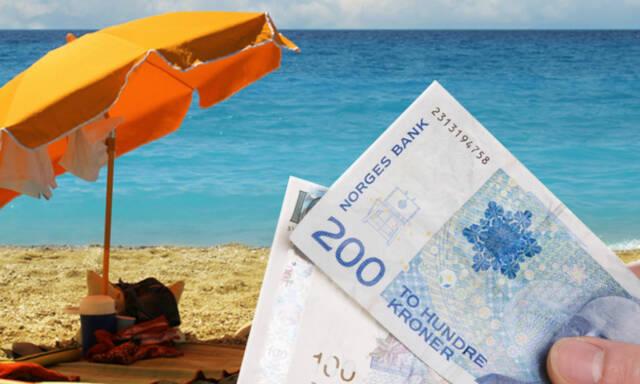 hvordan regne ut feriepenger