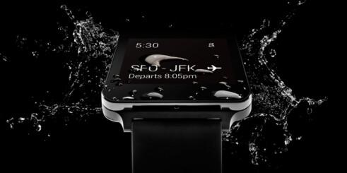 Flere detaljer rundt LGs smartklokke