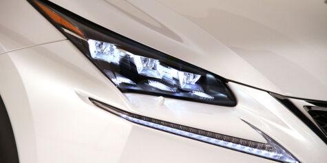 image: NYHET: Lexus NX 300h