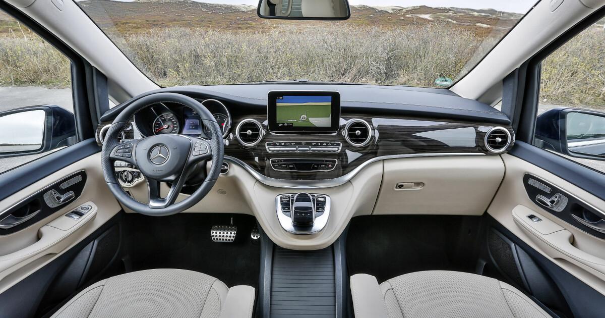 Ny standard mercedes benz v klasse dinside for Mercedes benz syracuse ny