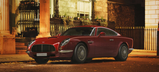 Klassiker gjenskapt: David Brown Speedback