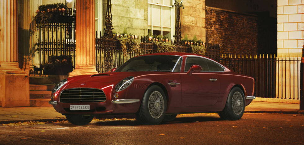 image: Klassiker gjenskapt: David Brown Speedback