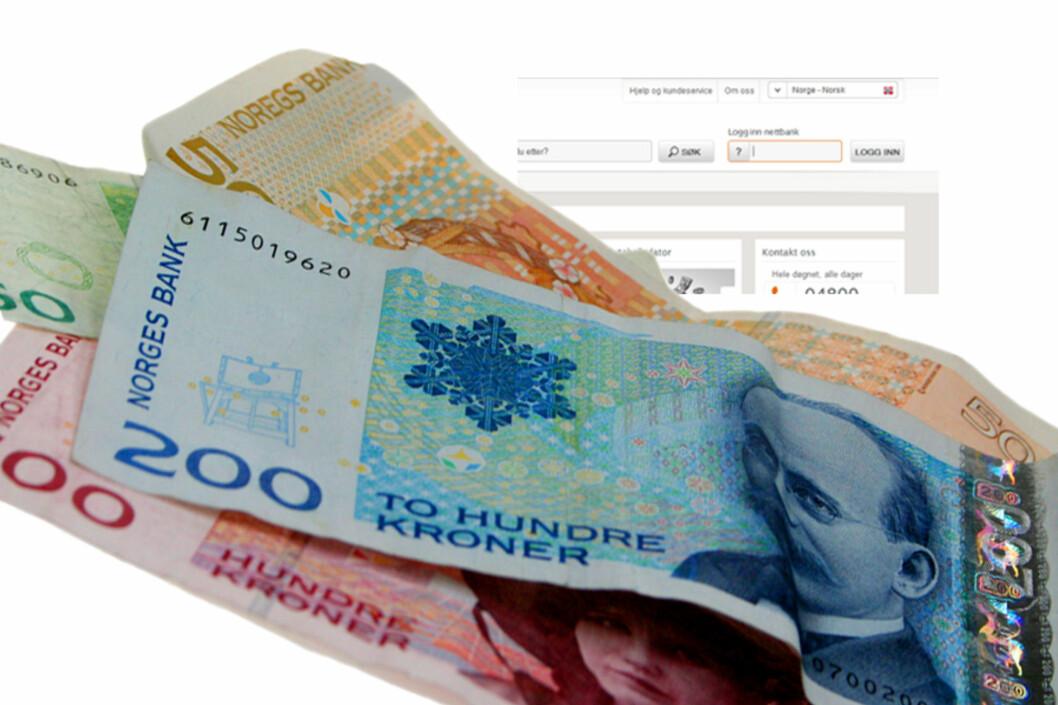 <strong><b>ALLTID PENGER PÅ KONTO:</strong></b> Med en egen regningskonto sørger du for at det alltid er penger tilgjengelig når regningene dine forfaller, uansett om det er en måned med mange eller få regninger.     Foto: OLE PETTER BAUGERØD STOKKE/ILLUSTRASJON