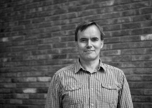 Arkitekt og partner i MAD, Kurt Singstad. Foto: HUSQVARNA