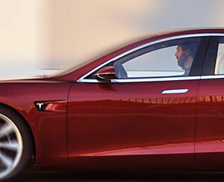 Er Tesla Model S sikker nok?