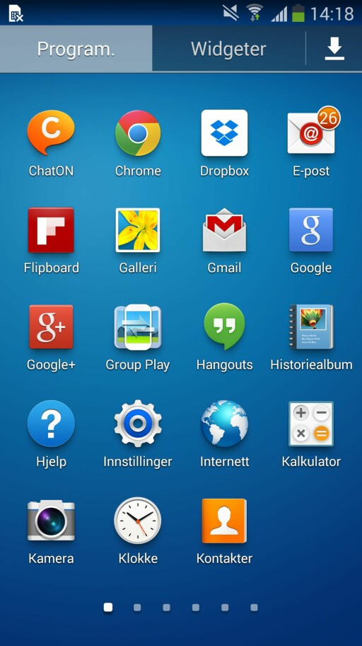 Ikke Alle Apper Kom Over Fra Iphone Til Samsung