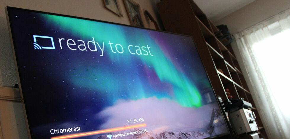 image: Google lanserer Chromecast i Norge