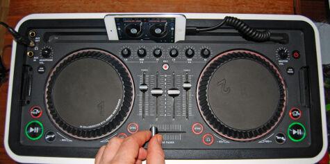 image: TEST: Philips M1X-DJ-anlegg