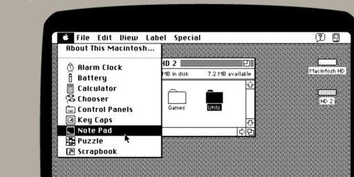 image: Prøv gamle operativsystemer i nettleseren