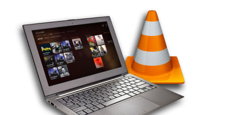 image: VLC for Windows 8