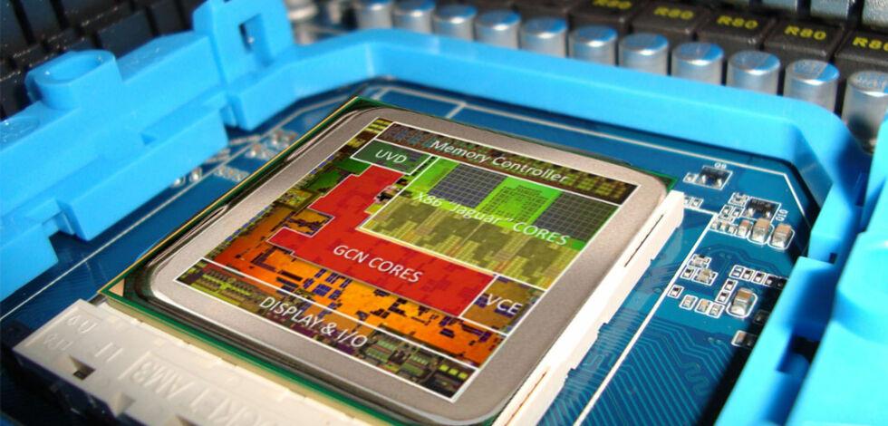 image: AM1 = prosessor og hovedkort til 360 kroner