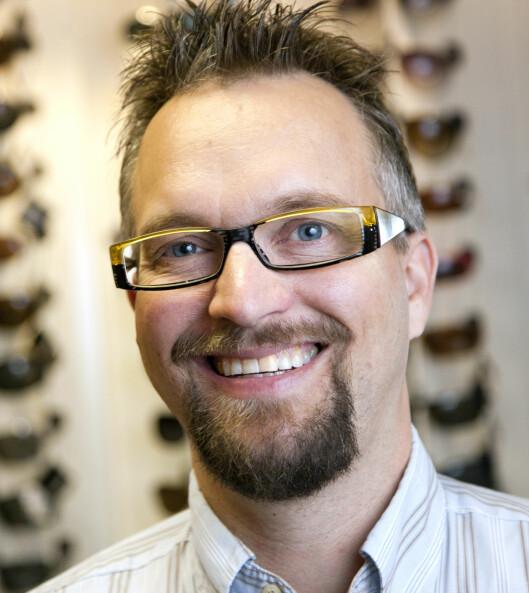 Hans Torvald Haugo er generalsekretær i Norges Optikerforbund.