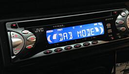 DAB i bilen: Tiny Audio C3