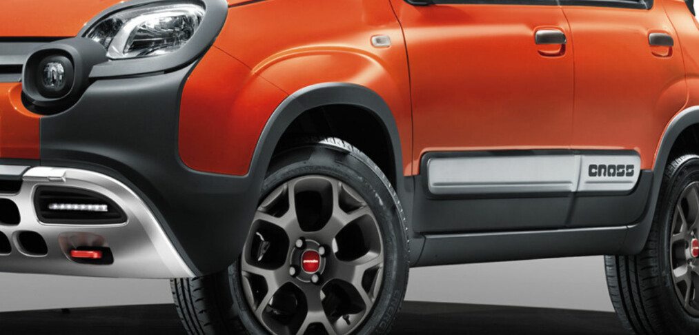 Rimelig SUV fra Fiat
