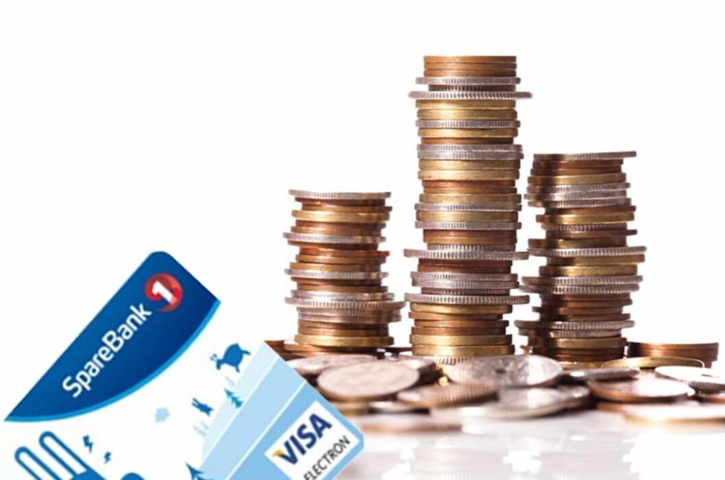Sparebank1 er en av bankene som tilbyr bankkort for barn.  Foto: COLOURBOX.COM/SPAREBANK1