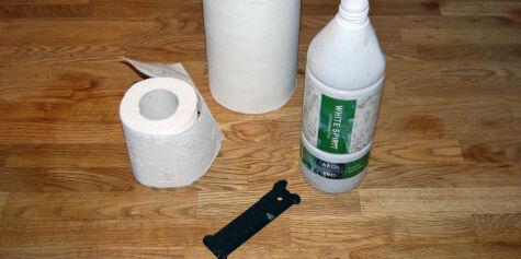 image: To kjappe og billige måter å fjerne smøring på