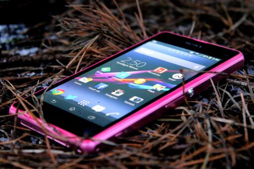 FARLIG: Ligger mobilen igjen på bakken, eller i lomma til en tyv, kan informasjonen på den skape grunnlag for et ID-tyveri.  Foto: OLE PETTER BAUGERØD STOKKE
