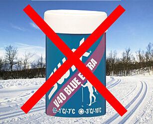 image: Smørefri = dårlig glid
