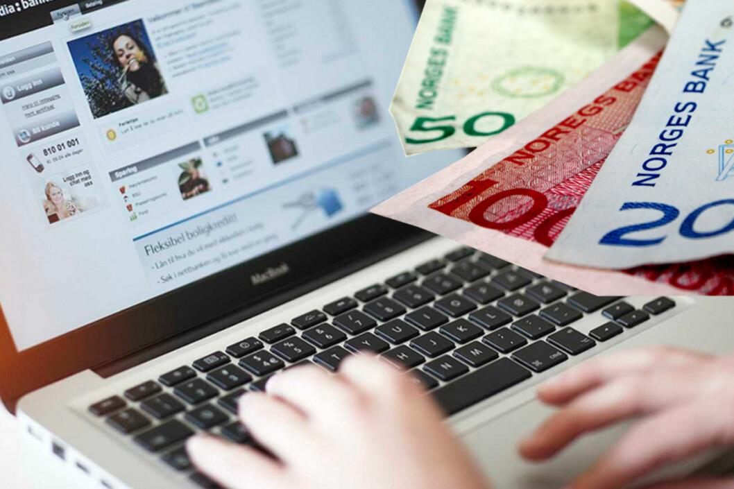 <strong><b>PÅ TOPP:</strong></b> Norsk familieøkonomi har kåret Skandiabanken til beste totalbank i 2013.