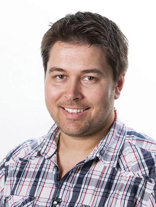 Bjørn Eirik Loftås er DinSides dataredaktør. Foto: Per Ervland