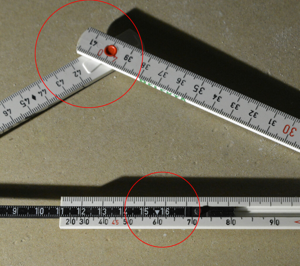 Her er vinkelen juster til 60 grader. Foto: Brynjulf Blix
