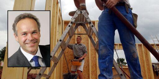 image: Nå skal det bli enklere å bygge