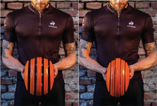 SAMMENLEGGBAR SYKKELHJELM: Skihjelmen bygger på samme ide som Carreras  sykkelhjelm, som kan foldes sammen som et trekkspill.  Foto: Carreraworld.com