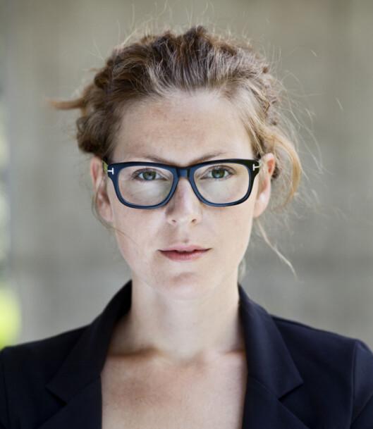 Stina Billinger er sjef for bærekraft i Storebrand. Foto: Storebrand