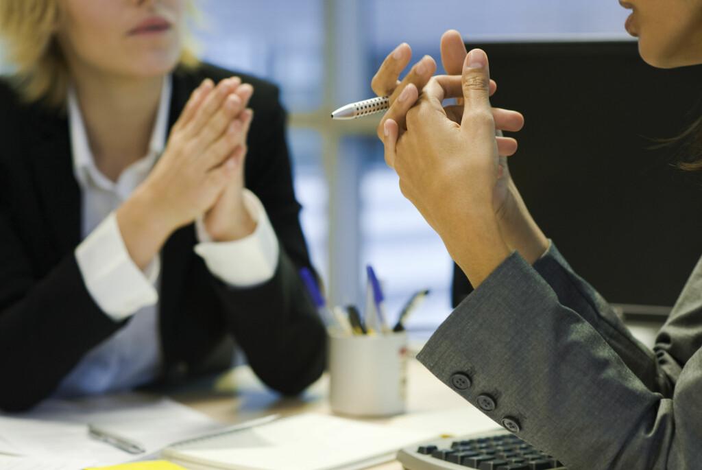 <b>SPØR FØRST:</b> Før du takker ja til et jobbtilbud bør du undersøke hva slags pensjonsordningen du blir tilbudt. Vurder opp mot andre tilbud og ordning hos eksisterende arbeidsgiver.   Foto: Colourbox