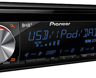 DAB-radio til bilen