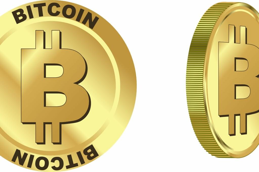 Ifølge EBA er det forbundet mange risikoer ved å bruke Bitcoins. Foto: Colourbox