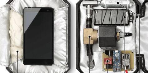 image: Honda finner opp airbag til mobilen