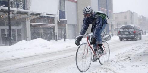 Hvordan få flere til å sykle til jobben – hele året