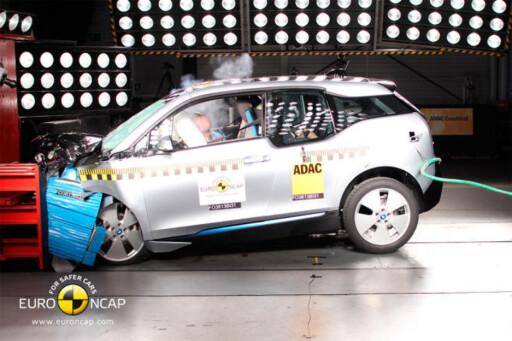 image: Luksusproblem for BMW i3