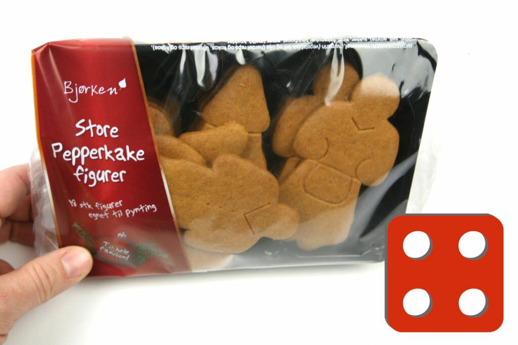 image: Test av pepperkaker