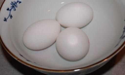 image: Slik får du romtempererte egg på 1-2-3