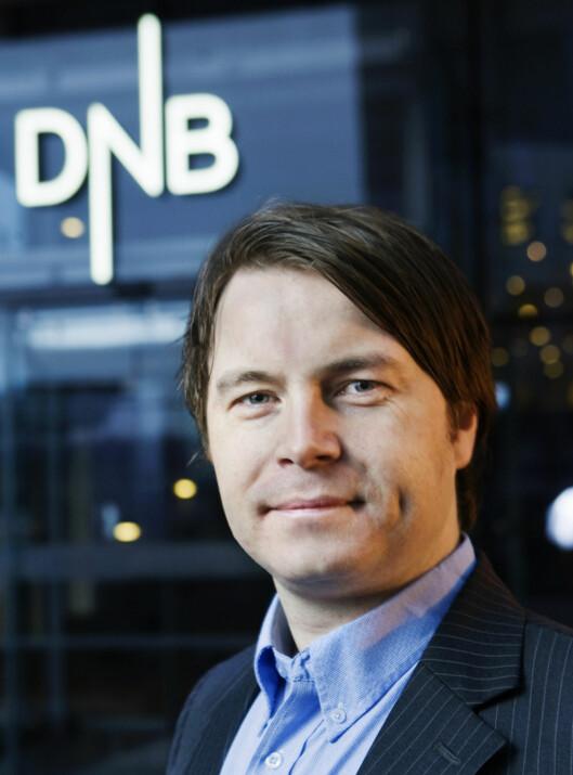 <strong><b>LÅN:</strong></b> Kvitter du deg med bilen, kan du gå lenger i budrunden, forklarer Vidar Korsberg Dalsbø. Foto: DNB