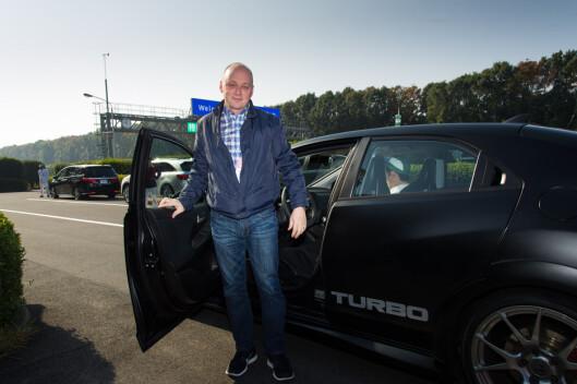 Nå har vi testet prototypen. I 2015 tar vi med oss Civic Type R på Nürburgring. Vi lover!