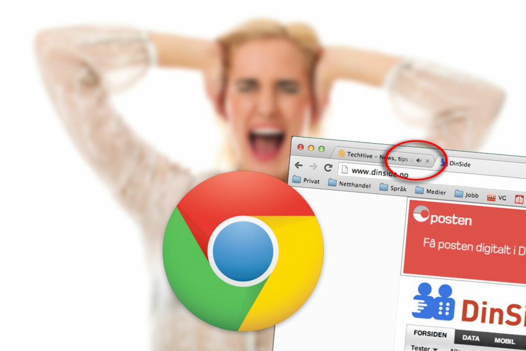 <strong>NYTTIG HJELPEMIDDEL:</strong> Nettleseren Chrome får snart en ny funksjon som vil gjøre surfehverdagen bittelitt bedre. Foto: COLOURBOX/KIRSTI ØSTVANG