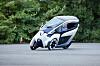 Toyotas trehjuling testas i grenoble